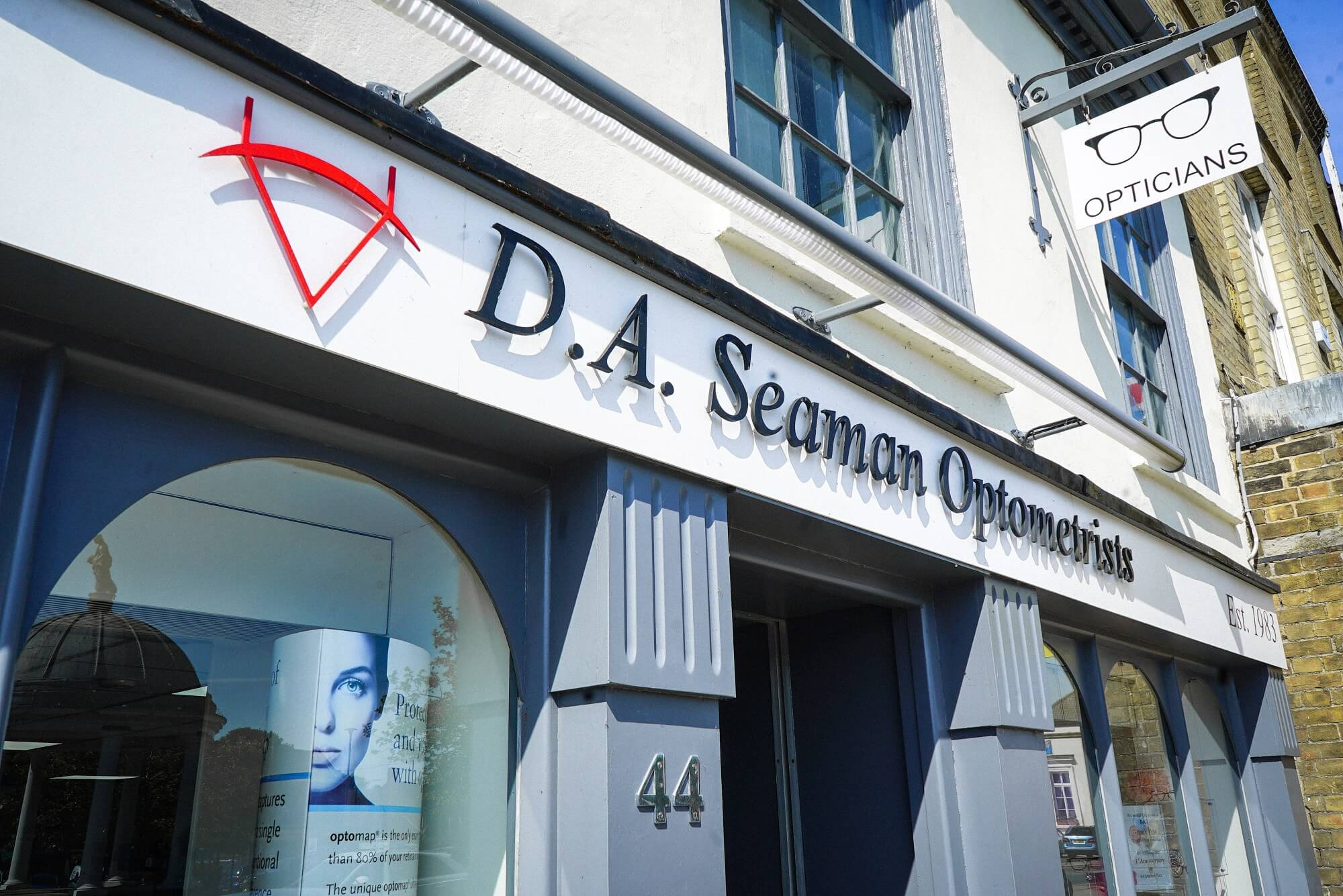 D.A. Seaman Optometrists